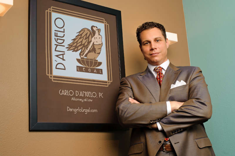 Carlo Dangelo Criminal Defense Lawyer Attorney my story