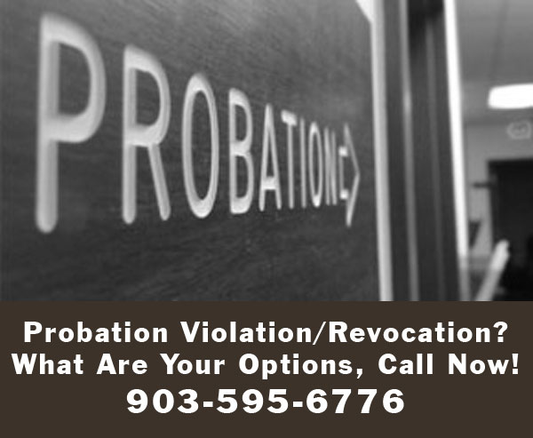 Probation Violation Lawyer Attorney